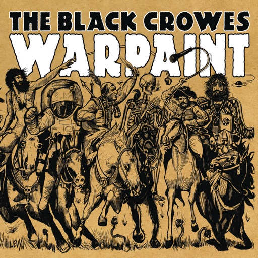 Art for Goodbye Daughters of the Revolution by The Black Crowes