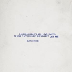 Harry Hudson - Let Me