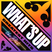 WHAT'S UP GREATEST HITS the Best - Various Artists Cover Art