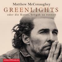 Matthew McConaughey & Stephan Kleiner - Greenlights artwork