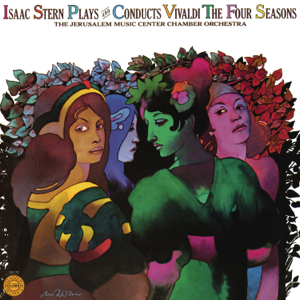 Isaac Stern & Jerusalem Music Center Chamber Orchestra - Isaac Stern Plays and Conducts Vivaldi The Four Seasons