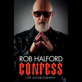 Confess - Rob Halford Cover Art