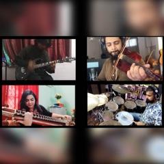 Samajavaragamana ( Ala Vaikunthapurramuloo ) [feat. Tony Joseph, Prem Bhandaru & Adheena Balu] [Carnatic Fusion cover]