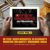 Online Woodstock der Blasmusik, Vol. 1 (Live)