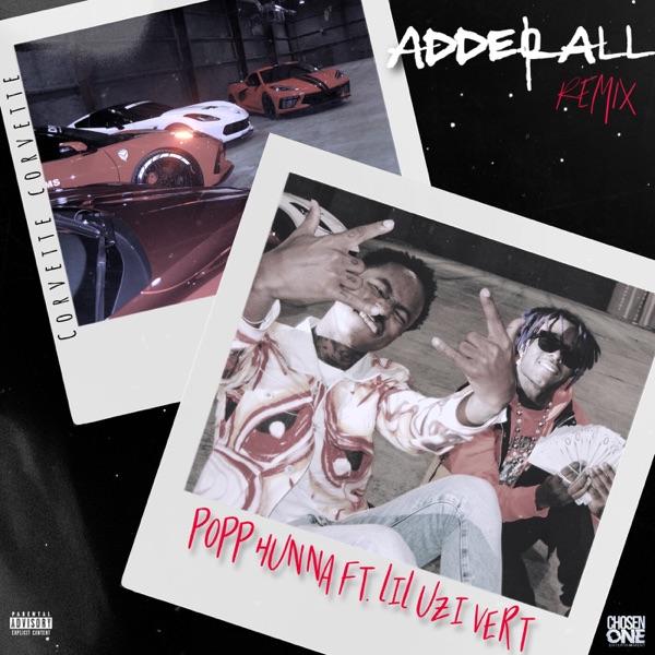 Adderall (Corvette Corvette) [Remix] [feat. Lil Uzi Vert]