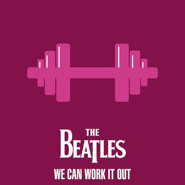 The Beatles - We Can Work It Out - EP