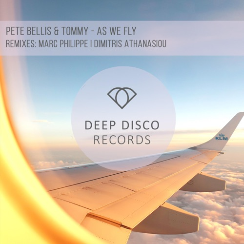 Pete Bellis Tommy - As We Fly Image