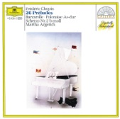 Martha Argerich (Piano) - Frederic Chopin: 24 Preludes, Op.28 - Chopin: 24 Preludes, Op.28: 2. in A minor, 13. in F sharp major