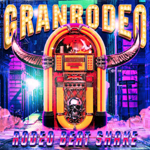 """GRANRODEO - GRANRODEO Singles Collection """"RODEO BEAT SHAKE"""""""