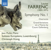 Jean Muller, Solistes Europeens, Luxembourg & Christoph König - Farrenc: Orchestral Works illustration