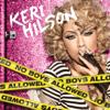 Keri Hilson - Lose Control / Let Me Down artwork