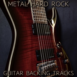 ‎Metal Hard Rock Guitar Backing Tracks Jam by Nick Neblo