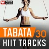 Tabata - 30 HIIT Trax (20 Sec Work and 10 Sec Rest Cycles with Vocal Cues) ジャケット写真