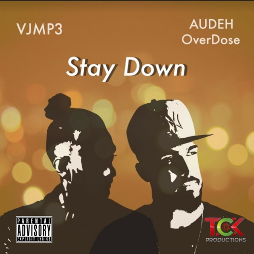 Audeh OverDose - Stay Down - Single