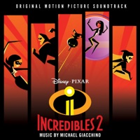 Incredibles 2 - Official Soundtrack