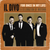 Il Divo - For Once In My Life: A Celebration Of Motown artwork