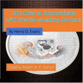 Spanish for Construction: How to Communicate with Spanish-Speaking Workers (Unabridged) audiobook