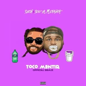 Tocó Mentir (Remix) [feat. Sech] - Single Mp3 Download