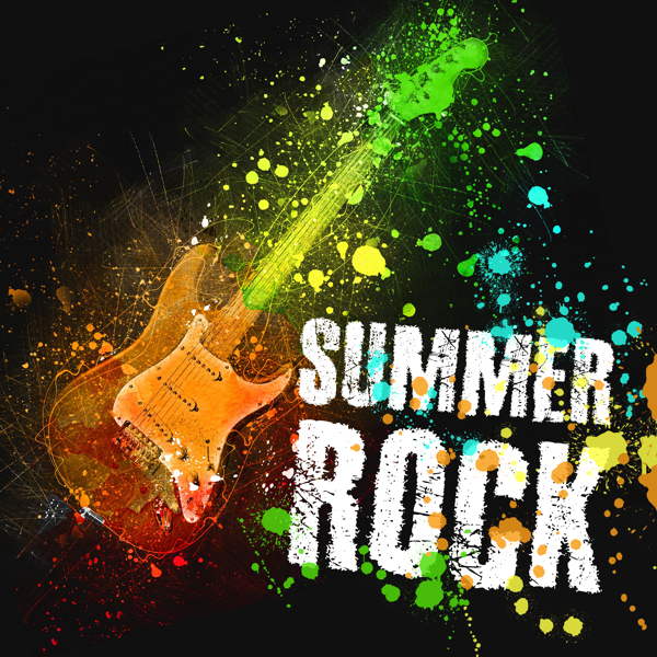 ‎Summer Rock (Best Instrumental Love Songs, Soft Ballad Rock, Instrumental  Guitar Rock Adventure) by Gold Brothers Band