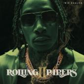 Wiz Khalifa - Rolling Papers 2  artwork