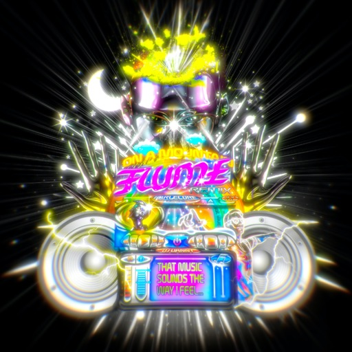 On a Mountain (Flume Remix) - Single by Danny L Harle & DJ Danny