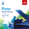 Piano Exam Pieces 2019 & 2020, ABRSM Grade 4, - Robert Thompson, Richard Uttley, Dinara Klinton & Nikki Iles