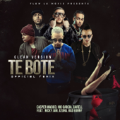 Te Boté (feat. Darell, Nicky Jam & Ozuna) [Clean Version]