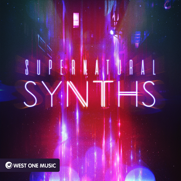 ‎Supernatural Synths (Original Soundtrack) by Nicholas Charles Hodges
