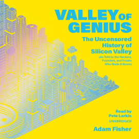 Valley of Genius (Unabridged) audiobook