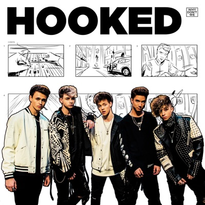 Hooked - Single MP3 Download