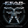 Fear Factory - Aggression Continuum artwork