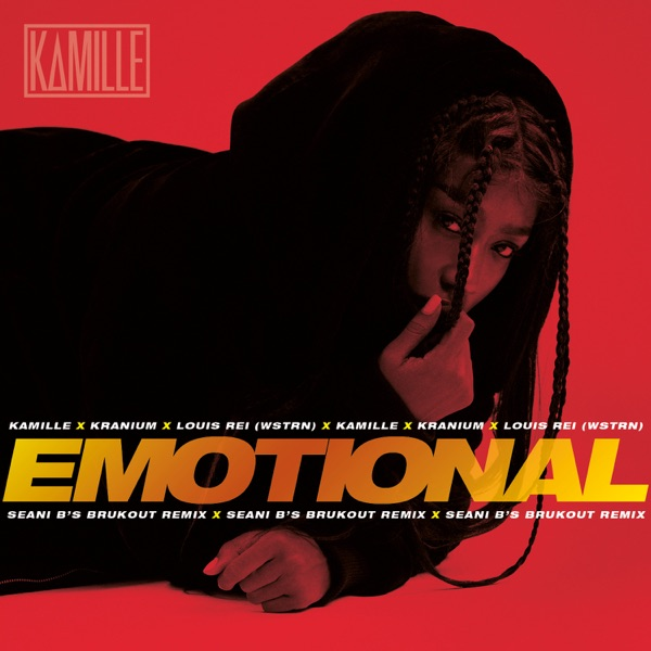 Emotional (feat. Kranium) [Seani B's BrukOut Remix] - Single