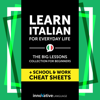 Learn Italian for Everyday Life: The Big Lessons Collection for Beginners Audiobook (Original Recording) - Innovative Language Learning, LLC