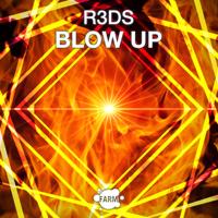 R3DS - BLOW UP artwork