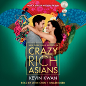 Crazy Rich Asians (Unabridged) - Kevin Kwan Cover Art
