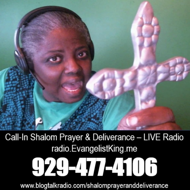 A Female Exorcist † Deliverance Podcast by Evangelist King