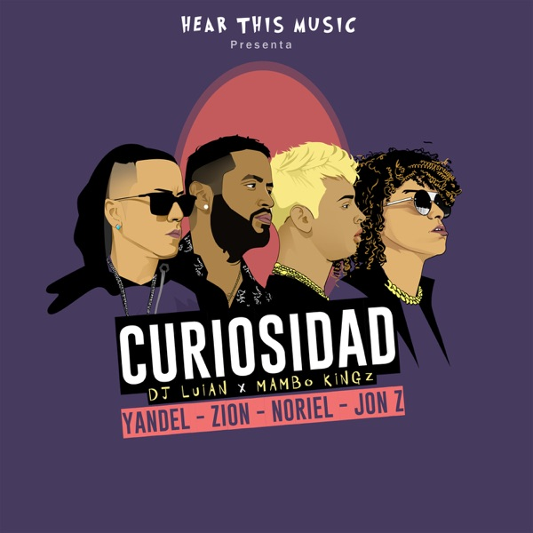 Curiosidad (feat. Jon Z, Zion & Noriel) - Single