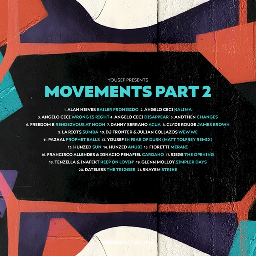 Movements Pt.2 by Yousef