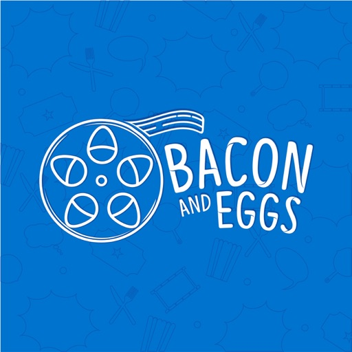 Cover image of Bacon and Eggs: A Movie Lover's Podcast