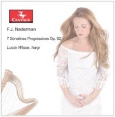 Lucia Wisse - 7 Sonates progressives, Op. 92, No. 6 in D Minor: II. Allegro disperato