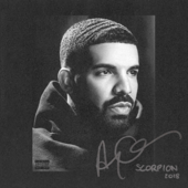 Drake - Scorpion  artwork