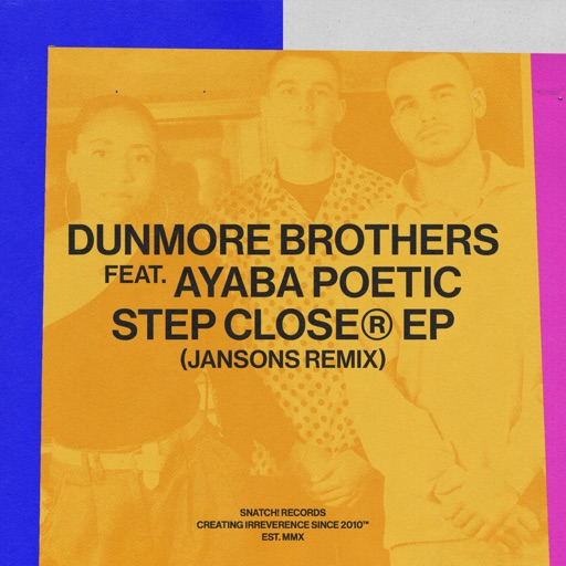 Step Closer (Jansons Remix) - Single by Ayaba Poetic & Dunmore Brothers