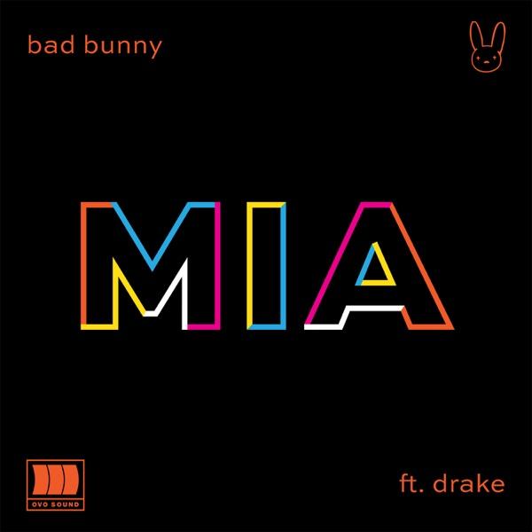 Bad Bunny feat. Drake  -  MIA (feat. Drake) diffusé sur Digital 2 Radio