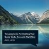 Jaron Lanier - Ten Arguments For Deleting Your Social Media Accounts Right Now (Unabridged) Grafik