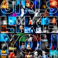 Maroon 5 - Girls Like You (feat. Cardi B) - Single