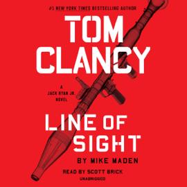 Tom Clancy Line of Sight: Jack Ryan Jr., Book 4 (Unabridged) audiobook