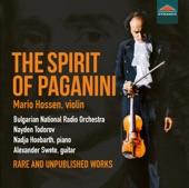 Mario Hossen, Bulgarian National Radio Symphony Orchestra & Nayden Todorov - Violin Concerto No. 3 in E Major, MS 50: II. Adagio, cantabile spinato