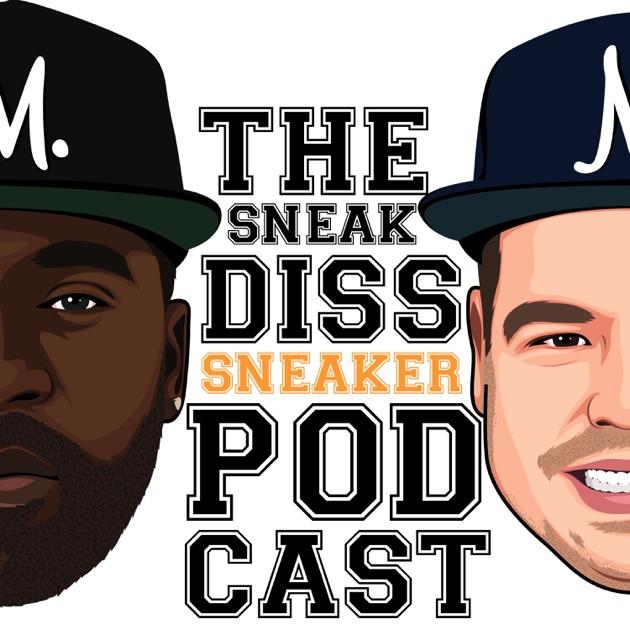 7aeb557db65a The Sneak Diss Sneaker Podcast by Sneaker Talk - Nike