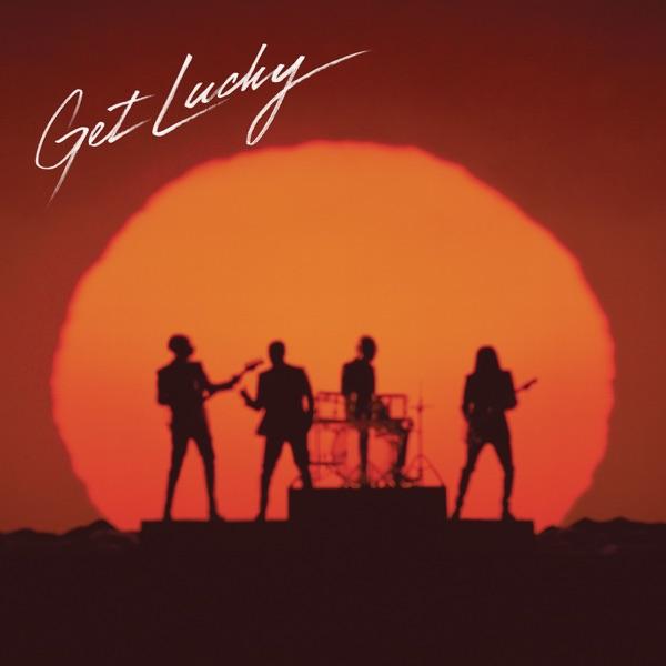 Daft Punk mit Get Lucky (feat. Pharrell Williams)
