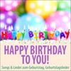 Happy Birthday TA & Torsten Abrolat - Happy Birthday to You artwork